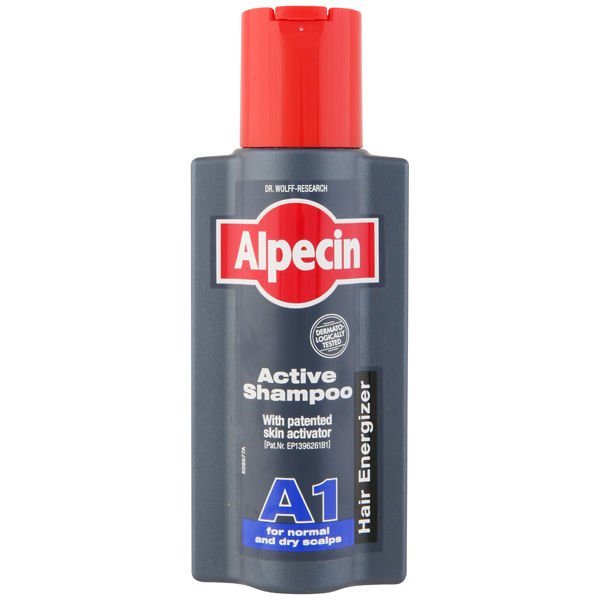 Alpecin Active Shampoo For Normal Amp Dry Scalps A1 250ml