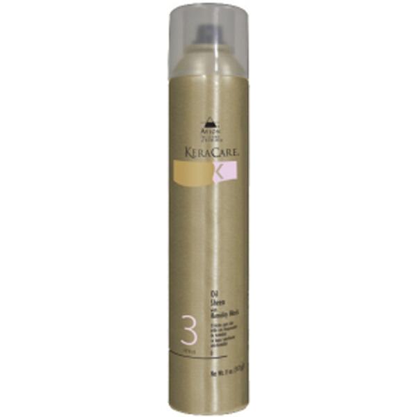 KeraCare Spray huile brillance (408ml)