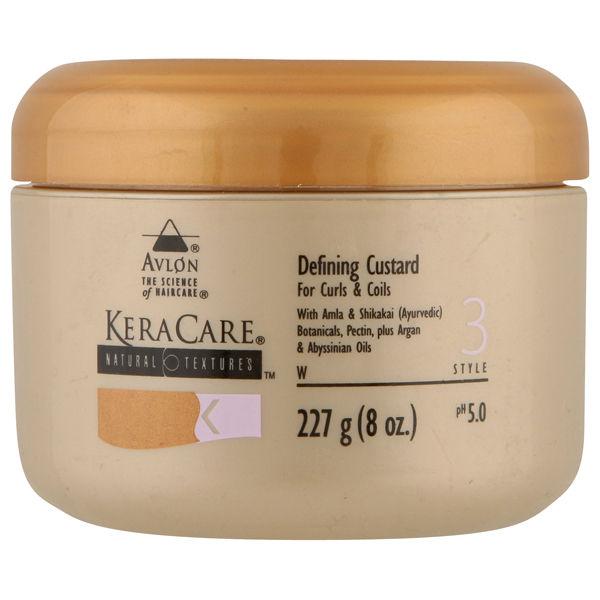 Keracare Natural Textures Defining Custard (8.0oz)