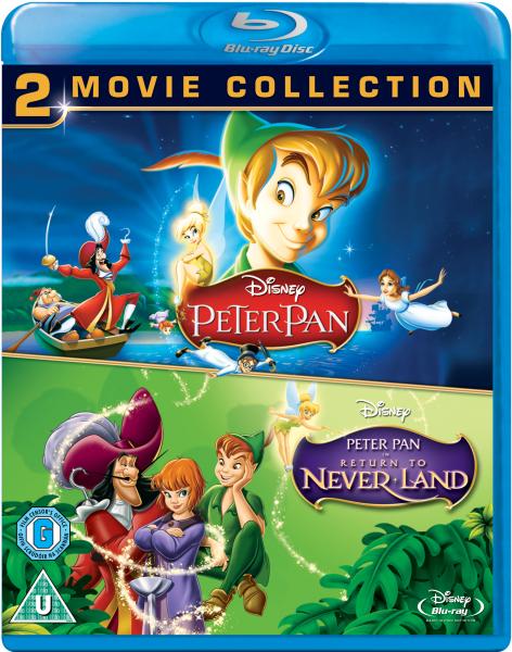 Peter Pan 1 et 2