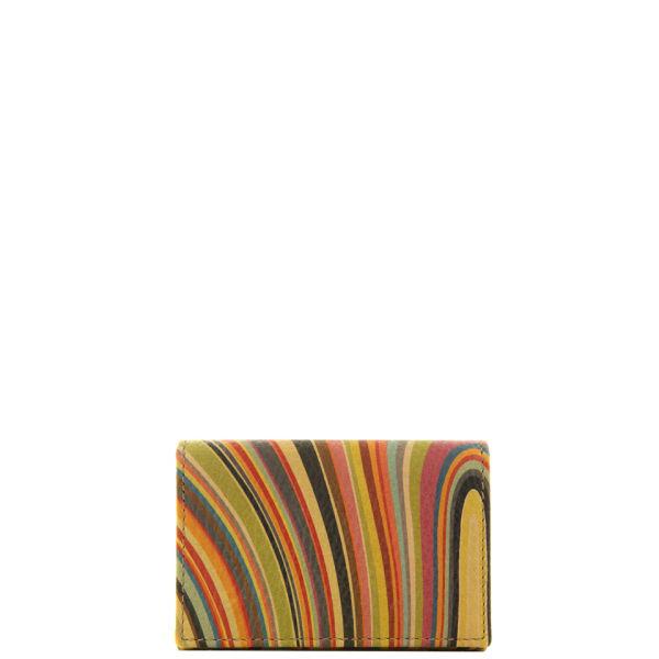 Paul Smith Accessories Women's 4152-V26R Multi Credit Card Case - Swirl