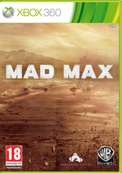 Mad Max Xbox 360 Zavvi Com
