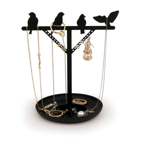 Bird Jewellery Stand