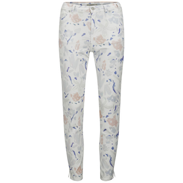 Paul by Paul Smith Women's Printed High Waist Skinny Jeans - Multi