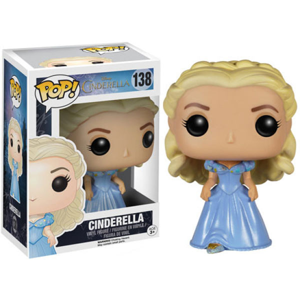 Disney Cinderella Pop! Vinyl Figure