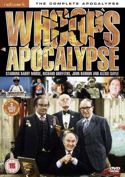 Whoops Apocalypse - The Complete Apocalypse