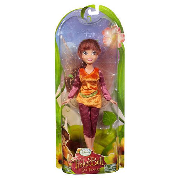 Tinkerbell And The Lost Treasure Magic Glow Fairies Fawn