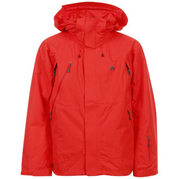 Nike Acg Men S All Mountain Gore Tex Jacket Red Sports