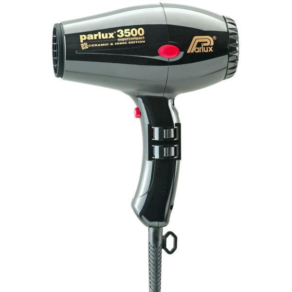 Sèche-cheveux ionique Parlux 3500 Super Compact - Noir