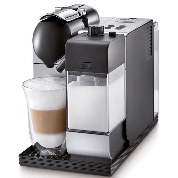 Nespresso Lattissima Capsule Coffee Machine Ice Silver