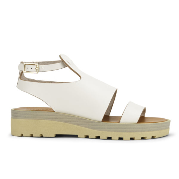 See By Chloé Women's Leather Sandals - White