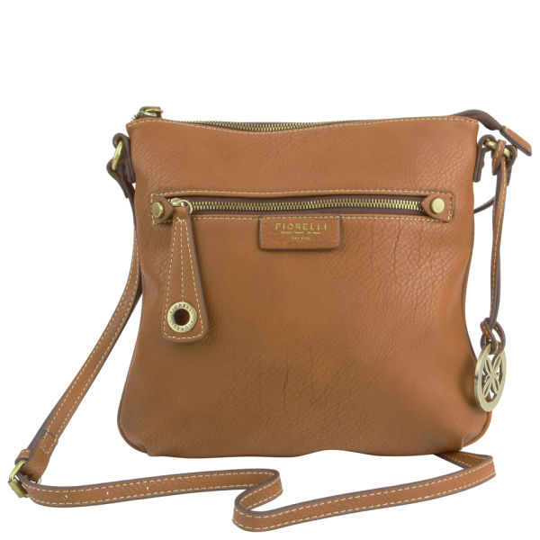 Fiorelli Ted Casual Cross Body Bag Tan Image 1