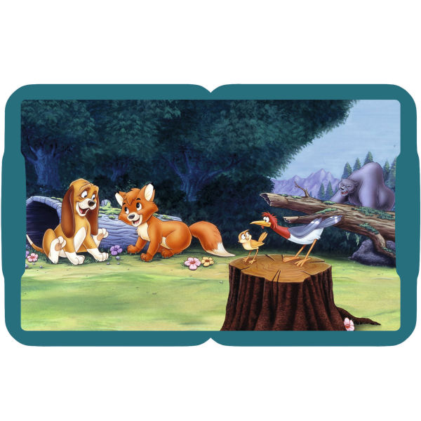 The Fox and The Hound - Zavvi Exclusive Limited Edition ...