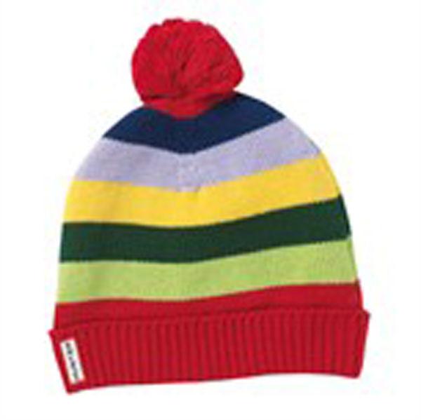 Hunter Kids' Classic Beanie Hat - Red / Multi