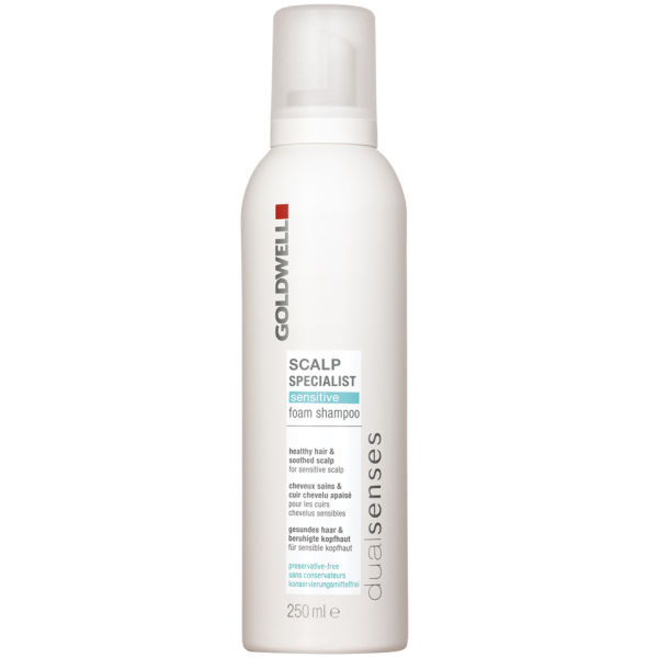 GOLDWELL DUALSENSES SCALP REGULATION SHAMPOO - SENSITIVE (250ML)