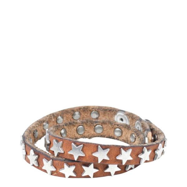 Markberg Pamela Leather Bracelet - Dijon