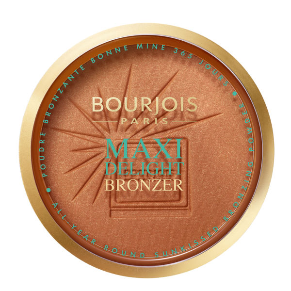 Polvos autobronceadores Bourjois Maxi Delight(18 g)
