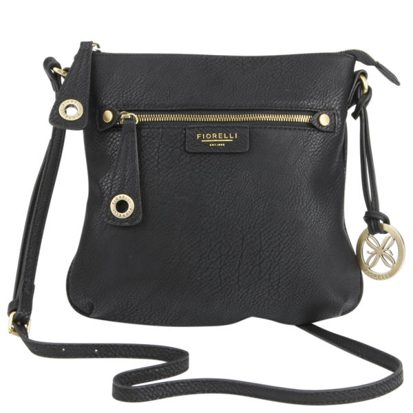Fiorelli Ted Casual Cross Body Bag Black Image 1