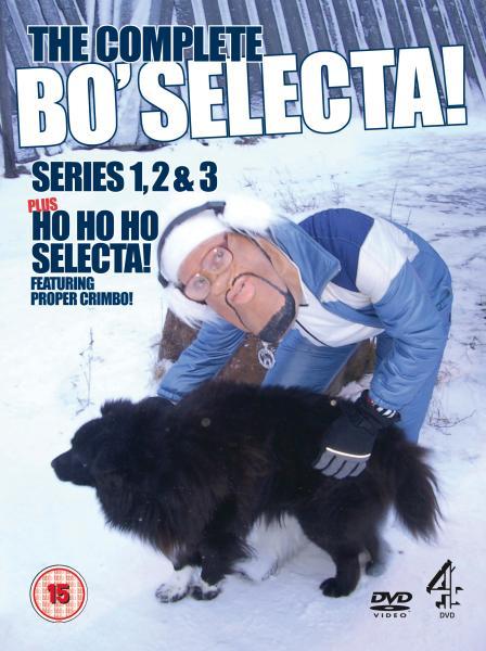 Bo Selecta - Series 1-3