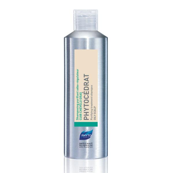 Phyto PhytoCedrat Sebo-Regulating Shampoo 7 oz.
