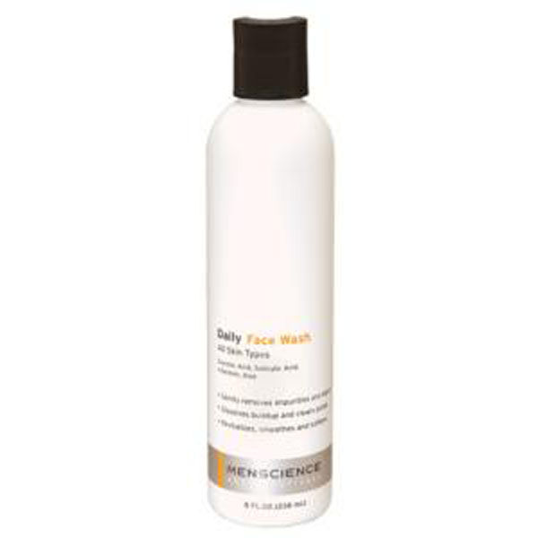 Menscience Daily Facial Wash (236ml)