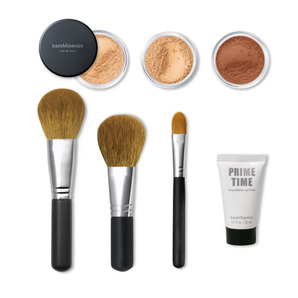 Bareminerals Grab Go Get Started Kit Light Skinstore