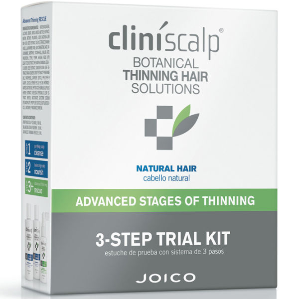 Joico Cliniscalp Trial Pack for Natural Hair Advanced Stages