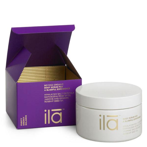 ila-spa Body Scrub for a Blissful Experience 8.8 oz