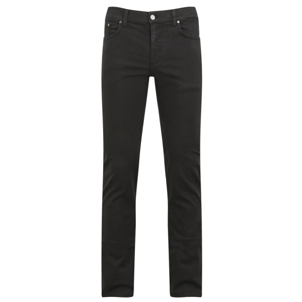 Versace Collection Men's Stretch Skinny Jeans - Black: Image 1