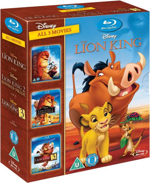 Le Roi Lion - 1 à 3