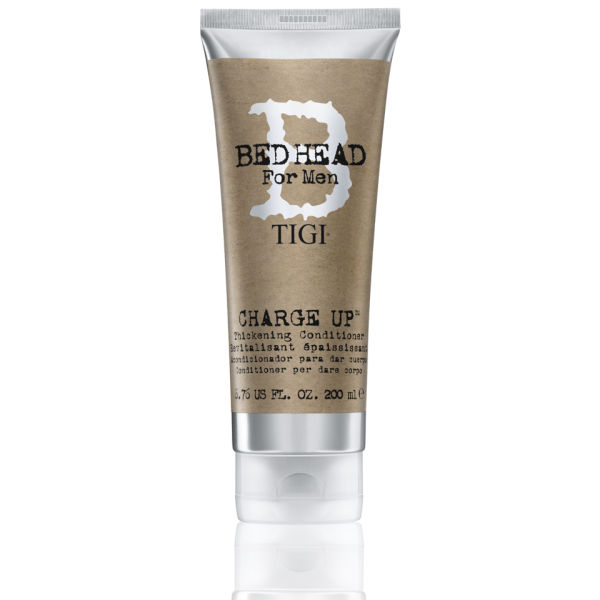 TIGI Bedhead for Men Charge Up après-shampooing épaississant (200ml)