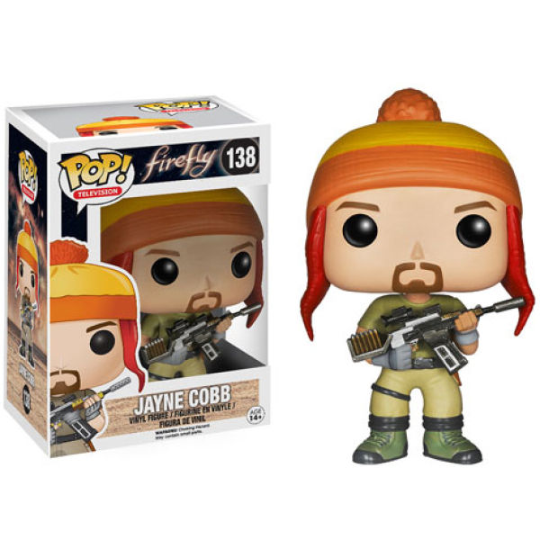 Firefly Jayne Cobb Pop! Vinyl Figure