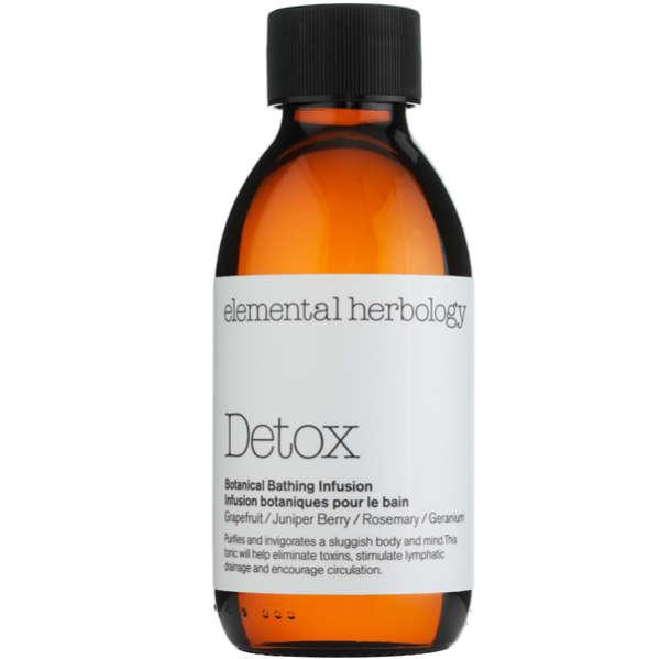 Elemental Herbology Detox Botanical Bathing Infusion 5 oz