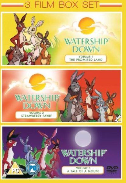 Watership Down - Volume 1-3