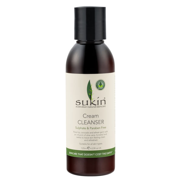 Sukin Creme Cleanser (125 ml)