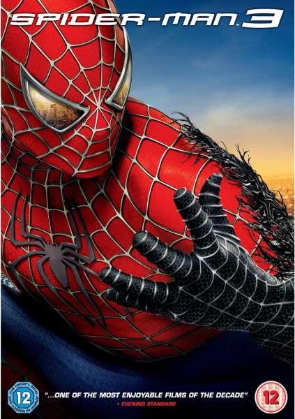 Spider-Man 3 DVD | Zavvi.com