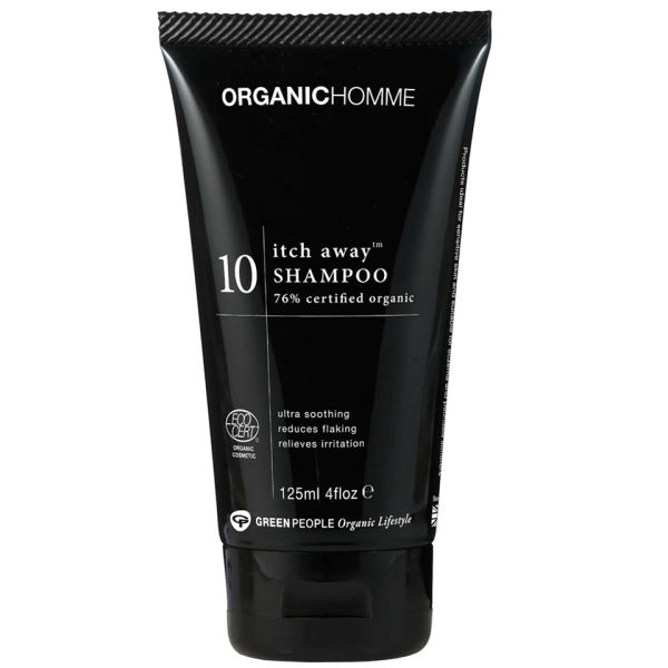 Organic Homme 10 Itch Away Shampoo de Green People (150 ml)