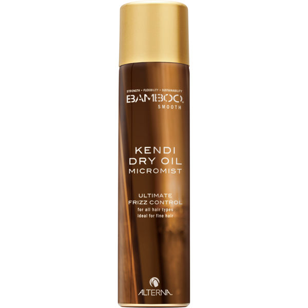 Aceite seco antiencrespamiento Alterna Bamboo Smooth Kendi 170 ml