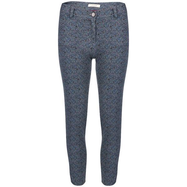 Sessun Women's Roman Pants - Bleuet