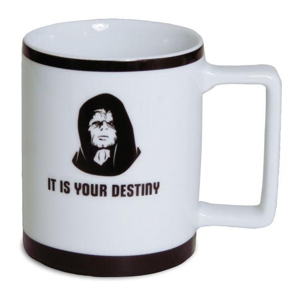 Star Wars Death Star Canteen Mug Emperor