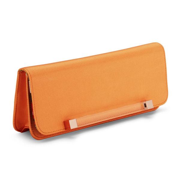 1f732b9a8d0 Ted Baker Resso Resin Bar Clutch Bag - Tangerine: Image 2