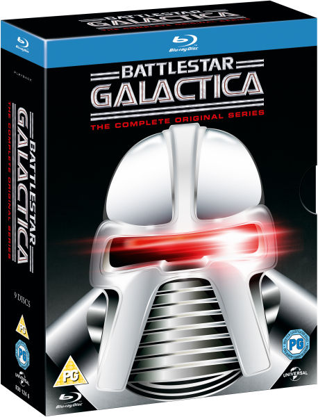 Battlestar Galactica: The Complete Original Series