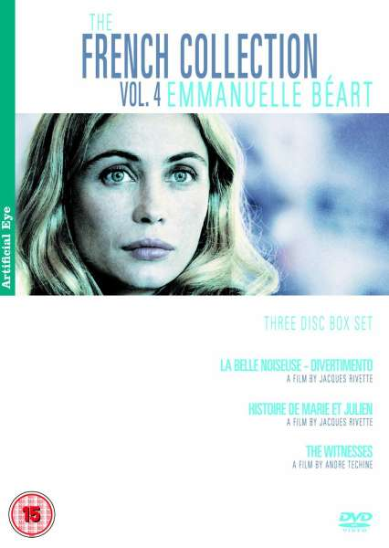 French Collection - Volume 4: Emmanuelle Beart
