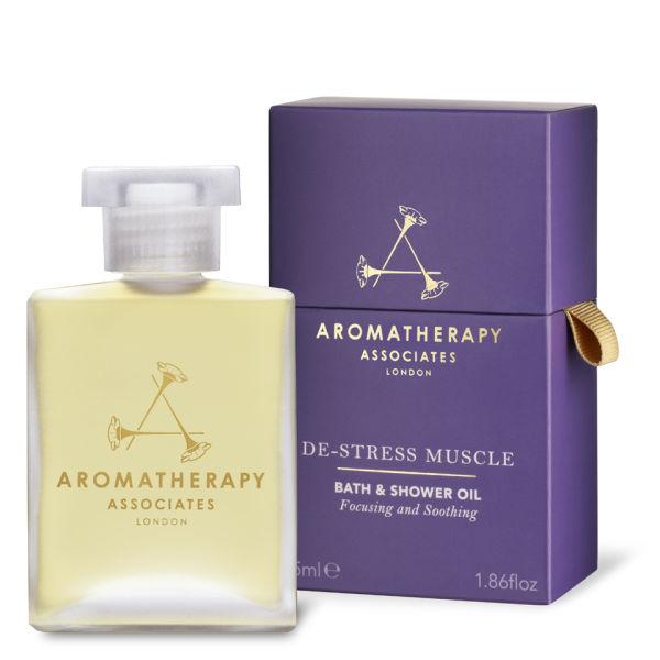 Aromatherapy Associates 深层舒缓肌肉沐浴露(55ml)