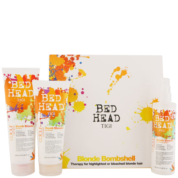 TIGI Bed Head Blonde Bombshell Gift Set (3 Products): Image 1