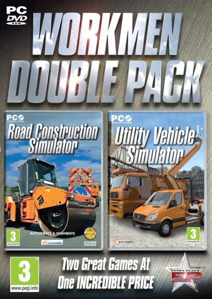 WorkmanPack - Construction Routière & Simulateur Véhicules Utilitaires