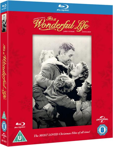 It S A Wonderful Life Blu Ray Zavvi Espa A