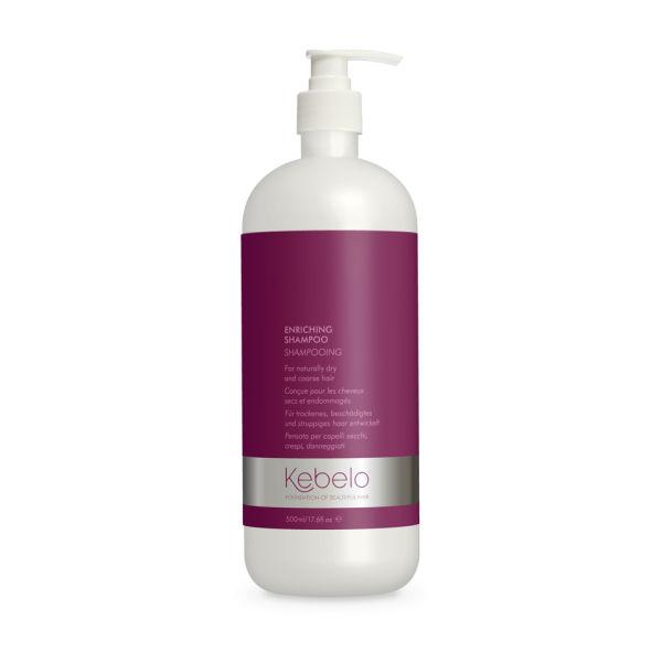Kebelo Enriching Shampoo 17oz