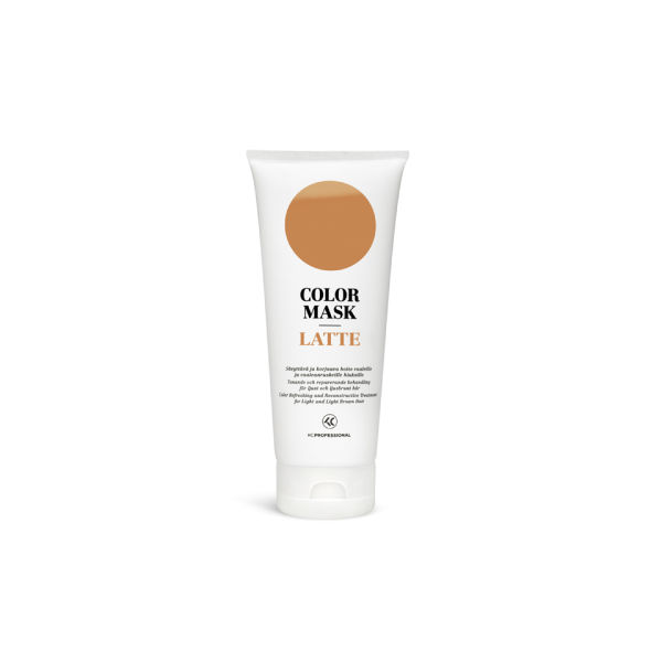 KC Professional Colour Mask -  Latte (40ml)