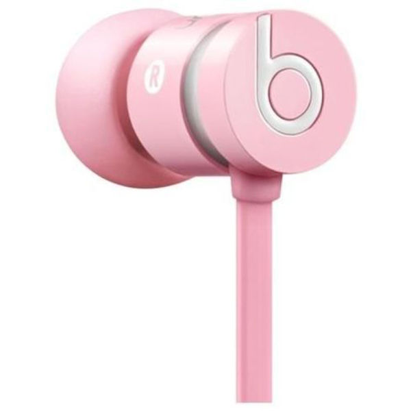 Earbuds beats pink - earbuds with microphone in pink
